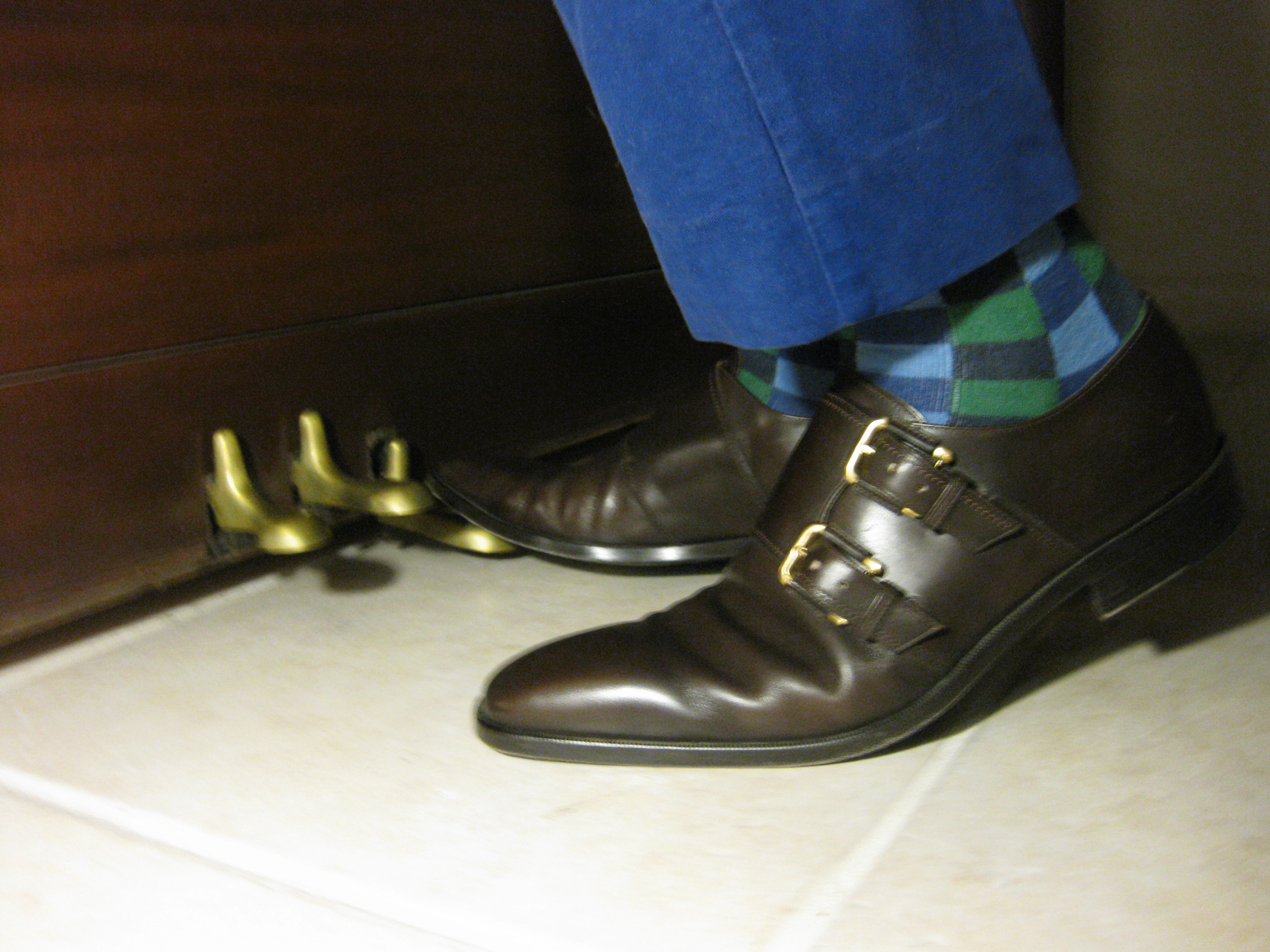 international jones tennis shoes and tuxedos