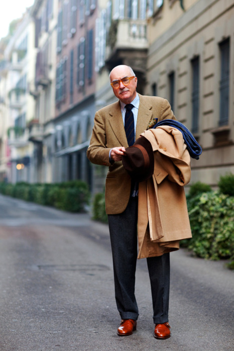 Photo: The Sartorialist